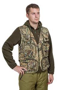 Куртка-жилет Хольстер Люкс-2 охотника тростник-2 купить в интернет-магазине «Мир охоты»