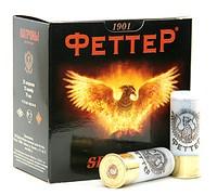 Патрон 12х70 Феттер 9 24г Skeet 1/25/250 купить  в интернет-магазине «Мир охоты»