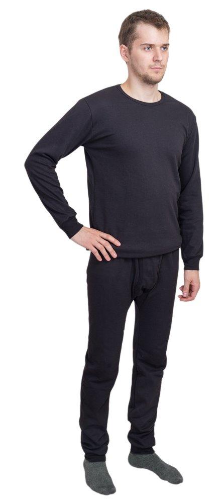 Комплект белья Хольстер с начесом черный купить в интернет-магазине «Мир охоты»