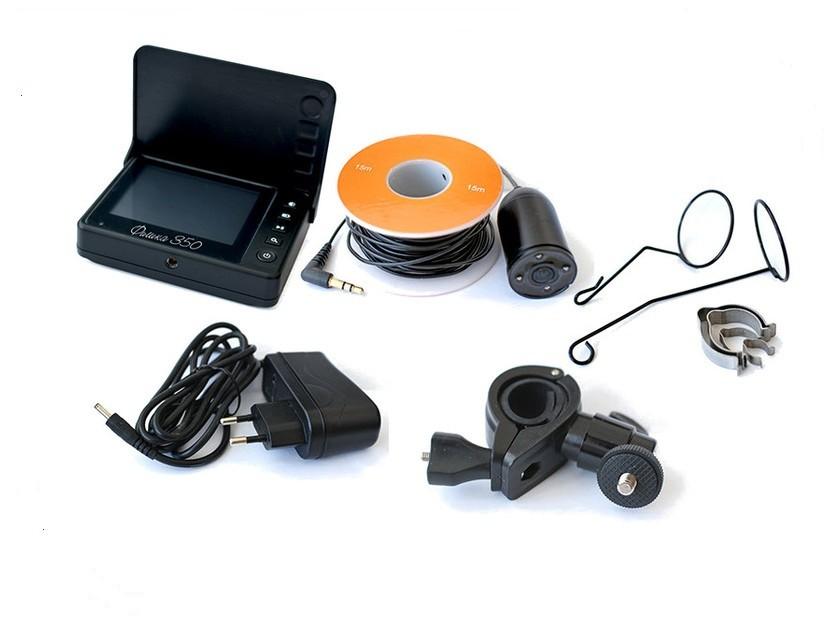 Видеокамера подводная Фишка 350 купить в интернет-магазине «Мир охоты»