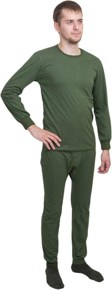Комплект белья Хольстер с начесом олива купить в интернет-магазине «Мир охоты»