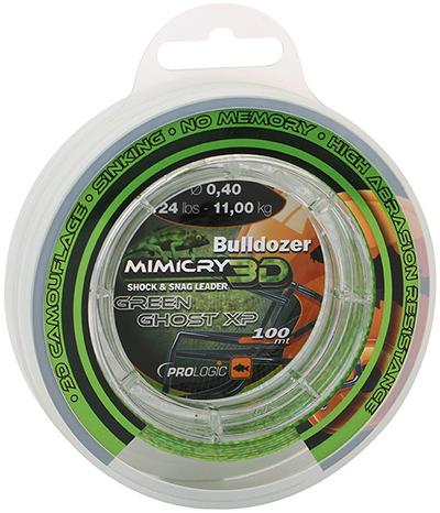 Prologic Bulldozer Mimicry Green Ghost XP 100_sm.jpg