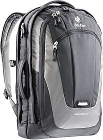 Рюкзак Deuter Giga flat 17л black/anthracite