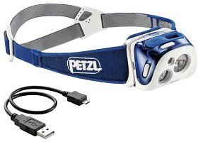 Фонарь Petzl Reactik blue