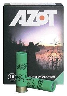 Патрон 16х70 Азот 0 300 купить  в интернет-магазине «Мир охоты»