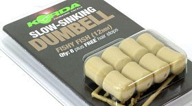 Приманка Korda Dumbell fishy fish pop-up 12мм