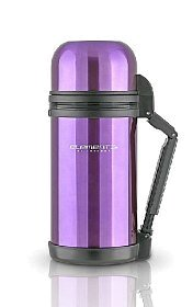 Термос Thermos Thermocafe by outdoor multipurpose flask 1.2л purple