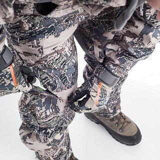 Брюки Sitka Coldfront optifade open country
