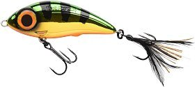 Воблер SPRO Iris fatboy hardlure perch 8,5см 24гр