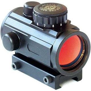 Прицел коллиматорный Hakko BED-28 Black купить в интернет-магазине «Мир охоты»