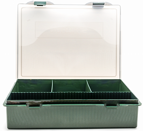 Коробка Nautilus TB-CCB smart divider box compact dark green grey
