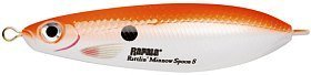 Блесна Rapala Rattlin Minnow spoon RMSR08-FRP