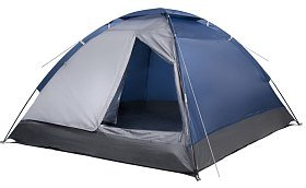 Палатка Trek Planet Lite Dome 2 blue/grey