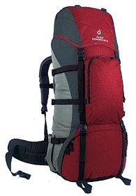 Рюкзак Deuter Patagonia 60+10 fire-granite