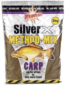 Прикормка Dynamite Baits Silver X 2кг карп method