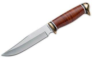 Нож Boker Magnum Flint Duckhead Bowie фикс. клинок сталь 440 купить в интернет-магазине «Мир Охоты»