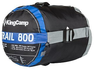 Спальник King Camp Trail 800 -0C левый