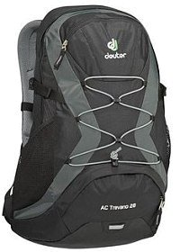 Рюкзак Deuter AC Trevano 28 black-granite