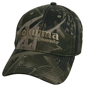 Кепка Okuma full back camouflage