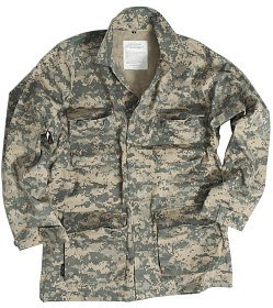 Куртка Mil-tec US Feldjacke typ BDU at-digital