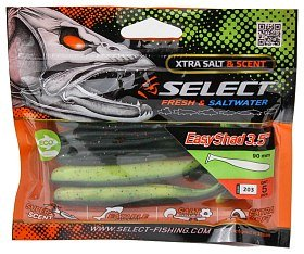 Приманка Select Easy Shad 3,5