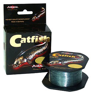 Леска Mikado Cat fish 250м 0,45мм