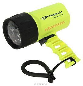 Фонарь Princeton Tec Shockwave-r led yellow