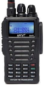 Радиостанция Аргут А-41 АКБ 1500 мАч ЗУ