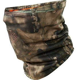 "Бандана Harkila Moose hunter reversible mossy oak break-Up country orange blaze в ""Мир охоты"""
