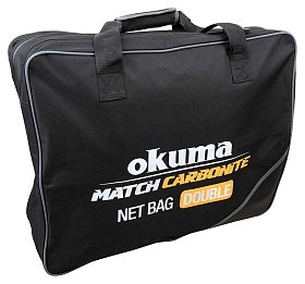 Сумка Okuma Match carbonite net bag double 60х48х20см