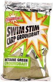 Прикормка Dynamite Baits Swim stim 900гр зеленая