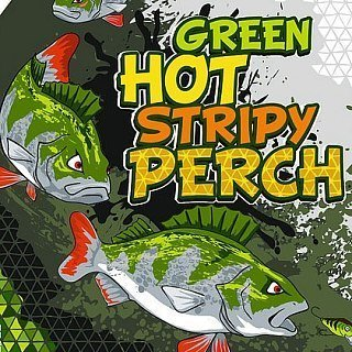 Джерси MixFish Green perch