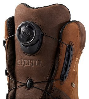 Ботинки Harkila Big game boa GTX 8 dark brown