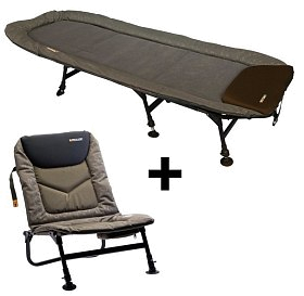 Кресло-кровать Prologic Commander T-Lite bed & chair combo