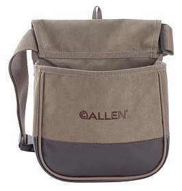 Сумка для патронов Allen Select Canvas Double Compartment Shell B