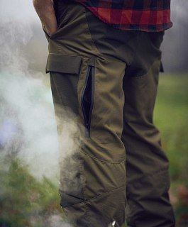 Брюки Seeland Prevail vent grizzly brown