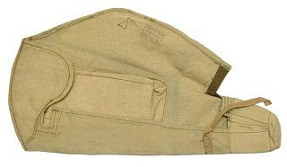 Чехол ружейный Армейский АКСУ СССР брезент 105506 купить в интернет-магазине «Мир охоты»
