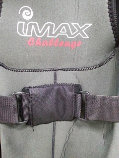 Вейдерсы Imax Challenge chest neo felt sole