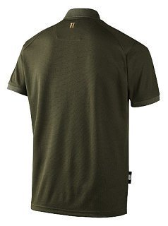 Рубашка поло Harkila Gerit polo shirt dark olive