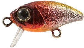 Воблер Anglers Republic bug minnow 20SR 20мм 0,8гр SCP-44 SCB